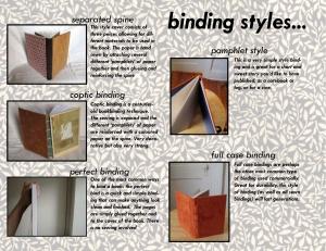 binding styles