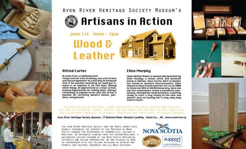 Heritage Artists in Action 2014
