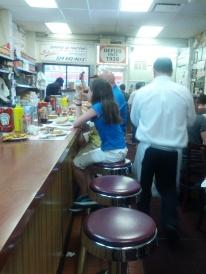 Inside Schwartz's