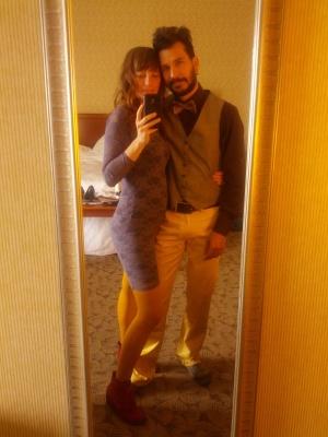 pre wedding selfey